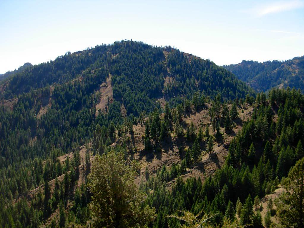 Prominencians Peak