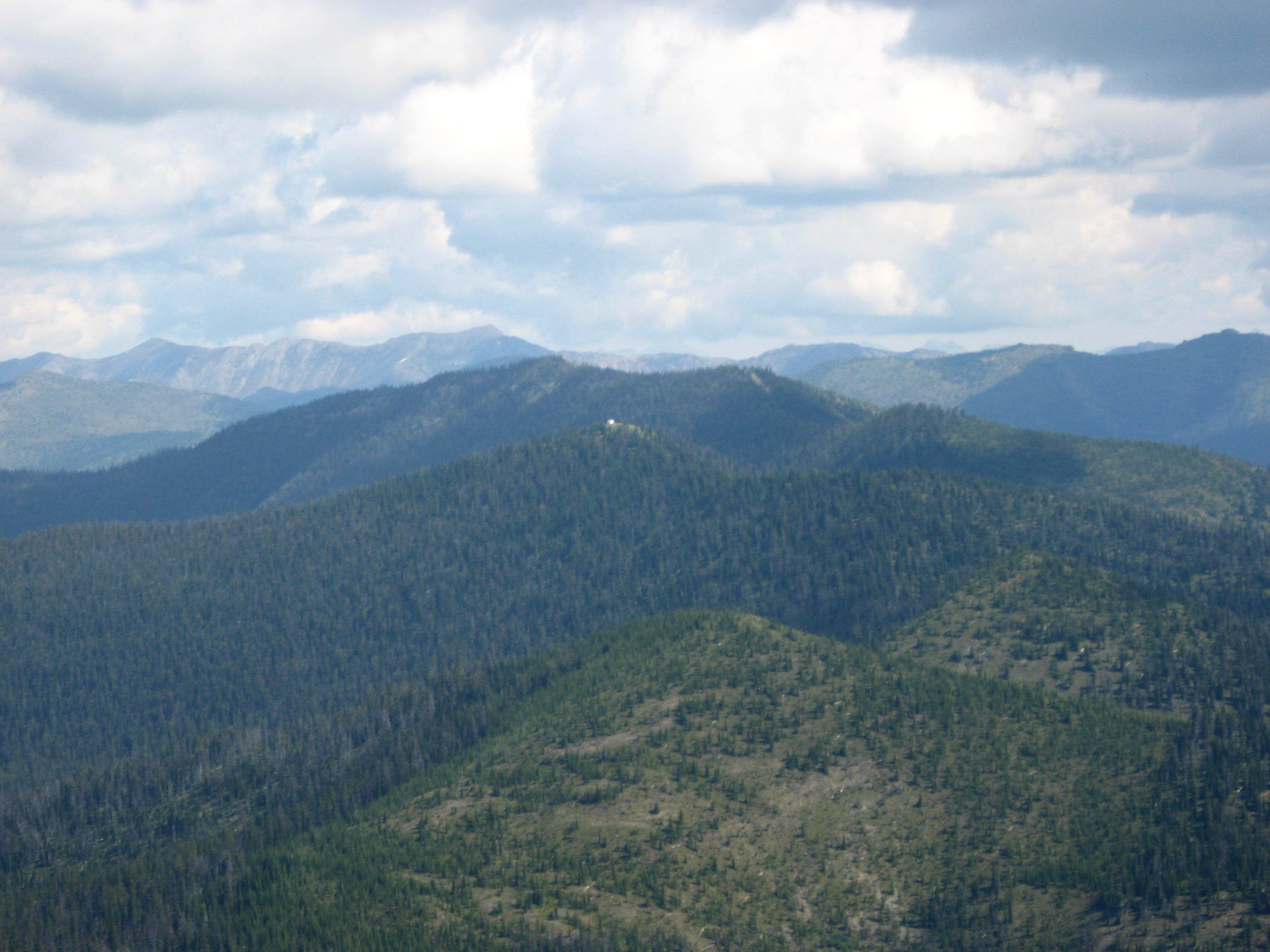 Mount Wam and Lookout