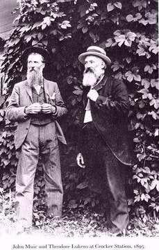 John Muir & Theodore Lukens