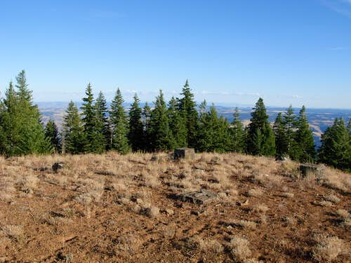 Saddle Butte Lookout Site