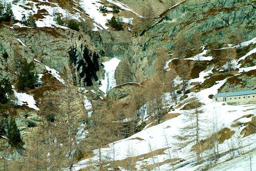 <b>Alpeggio Pila e Cascata</b>