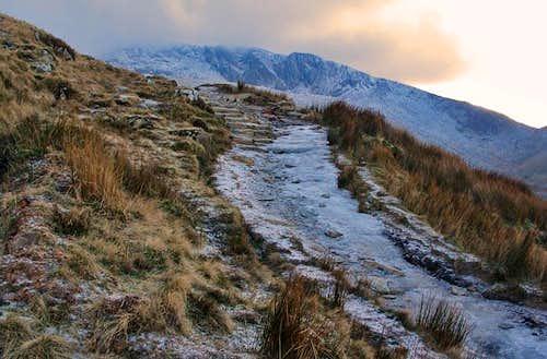 Llanberis path to Snowdon