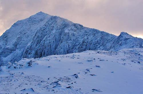 Snowdon Summit Ridge