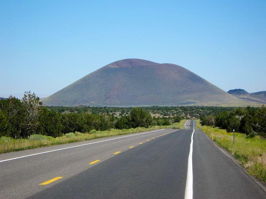 Merriam Mountain AZ