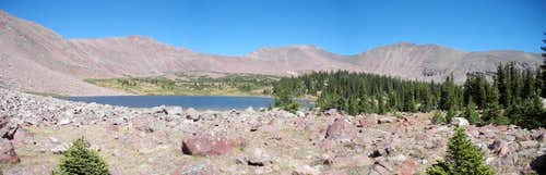 Timothy Lakes Basin