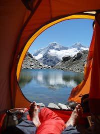 Yanapaqcha BC: Room with a view