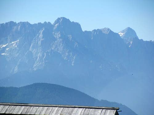 1th and 2th in Julian Alps
