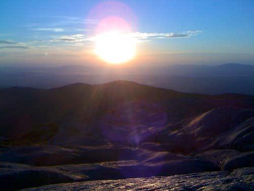Monadnock Sunrise