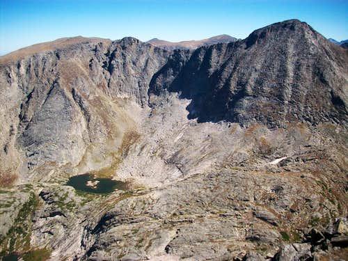 Mount Julian and Terra Tomah