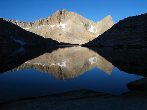 Seven Gables Morning Reflection