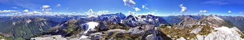 Granite Mountain 360° View