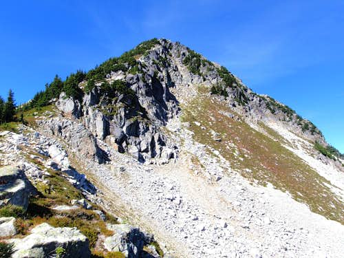 Granite Mountain East Face