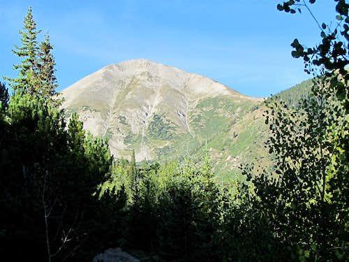 Peak 13078 (Poplar Gulch)