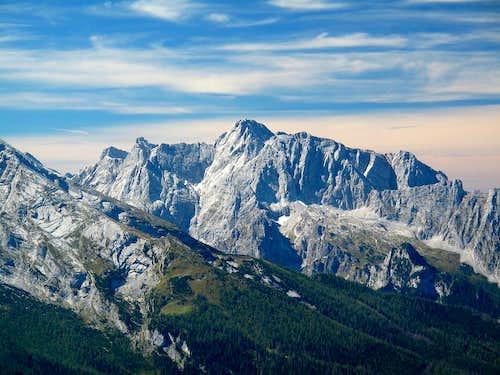 The Hochkalter (2607m)