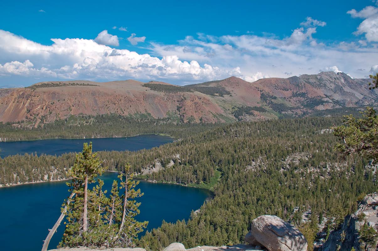Lower Mammoth Lakes Basin