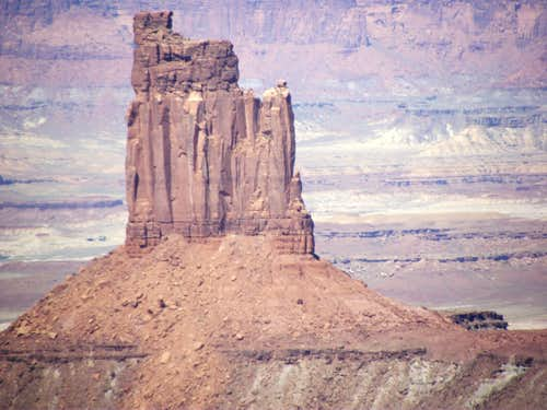 Monument at Canyonlands
