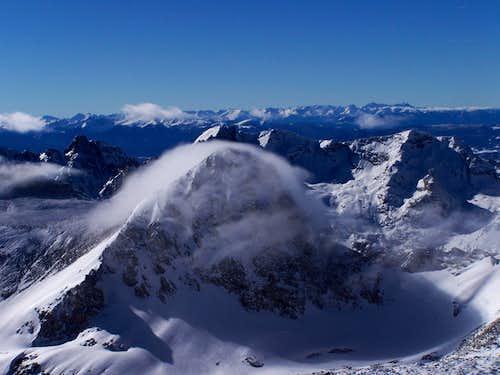 Mount Toll from Audubon
