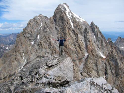 Middle Teton summit pic
