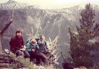Hiking with Bill & Peg Stark - Alpine Lakes Wilderness