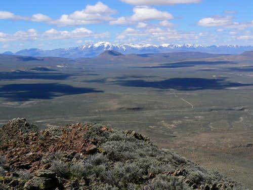 Desert Peak Bagging in Oregon and Nevada