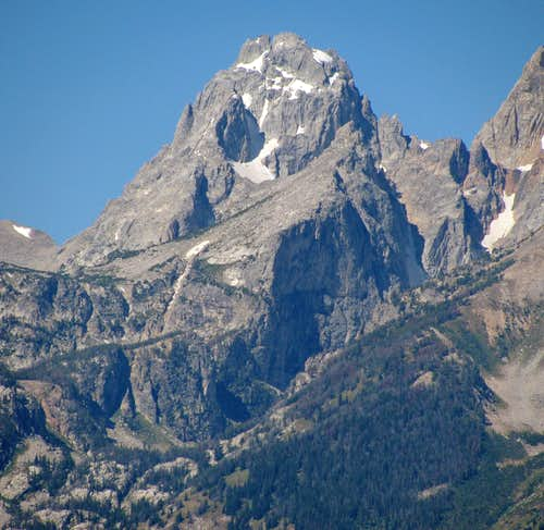 Middle Teton & Disappointment Peak