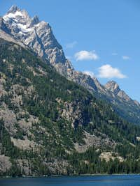 Mt. Owen over Cascade Canyon