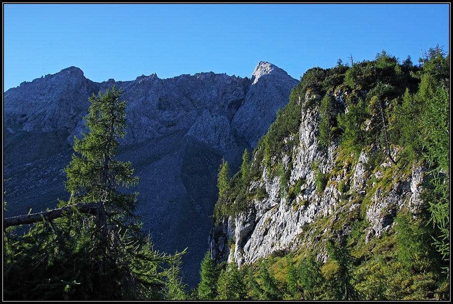 Monte Bivera N face