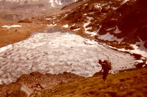 EMILIUS's GREAT TOUR JULY 1971: to LUSSERT's HIGHER LAKE and MEMENTO to EZIO