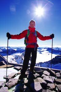 Galdhøpiggen (2469m) - Bent Johan Pakarinen