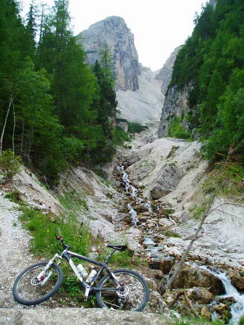 On the way to Passo Posporcora