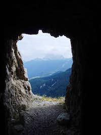 Col Rosa Tunnels