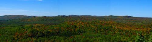 Trap Hills Pano