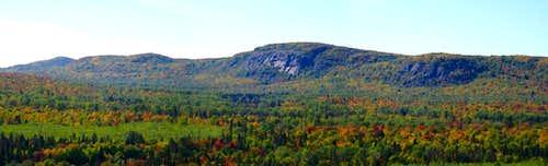 Trap Hills Ridge