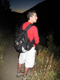 Timpanogos Summit (Timpanookee Trail)