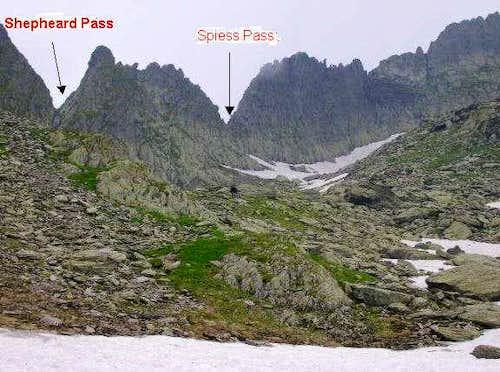 Custura Ciobanului (Shepherd Ridge)
