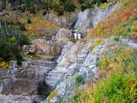 Timpanogos Summit Hike (Timpooneke Trail)