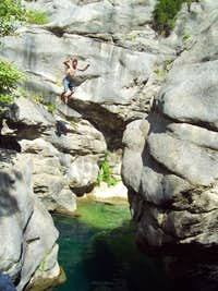 Bovilla Gorge Swimming Hole