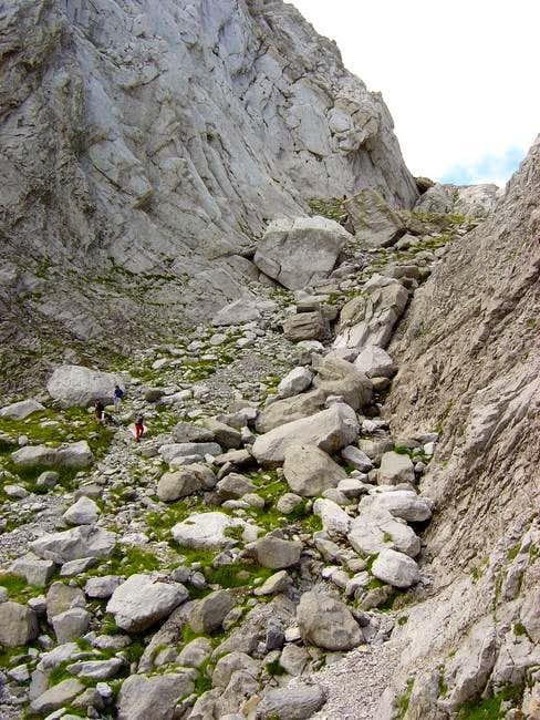 The Paso del Achar...