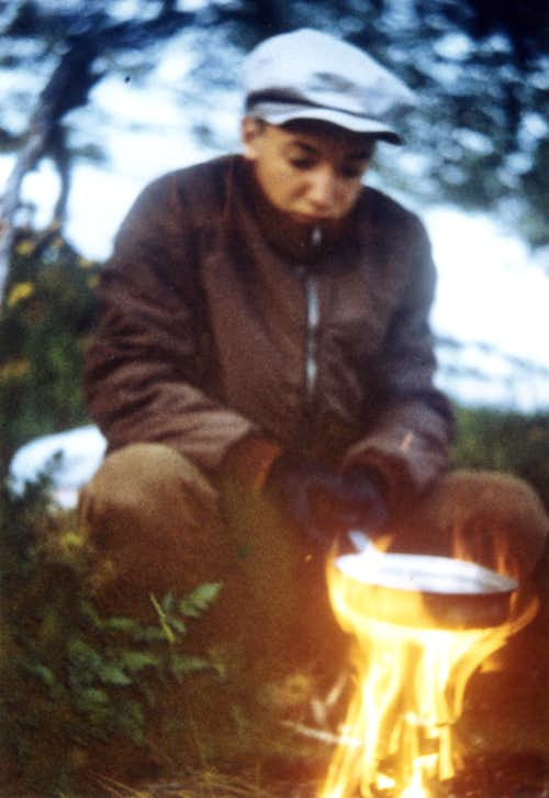 <b><font color=red>Young Gianni</font> and <font color=red>Fire</b></font>