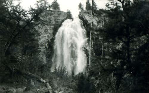 Ponteilles's Waterfall