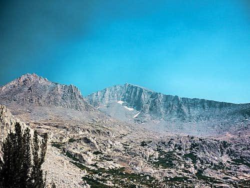 Pyramid Peak (S)