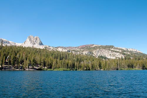 Lake Mary and Crystal Crag