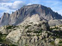 Fremont Peak from Island Lake
