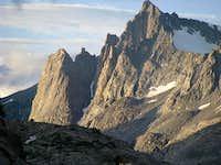 Mts. Sacagewea and Helen