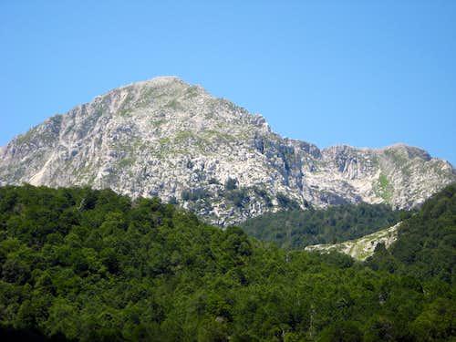 Monte Petroso