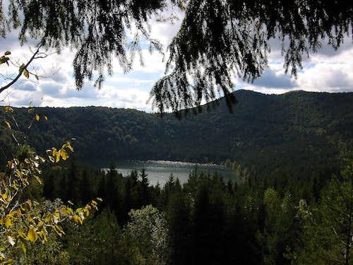 Ciomatu/Csomád mountains