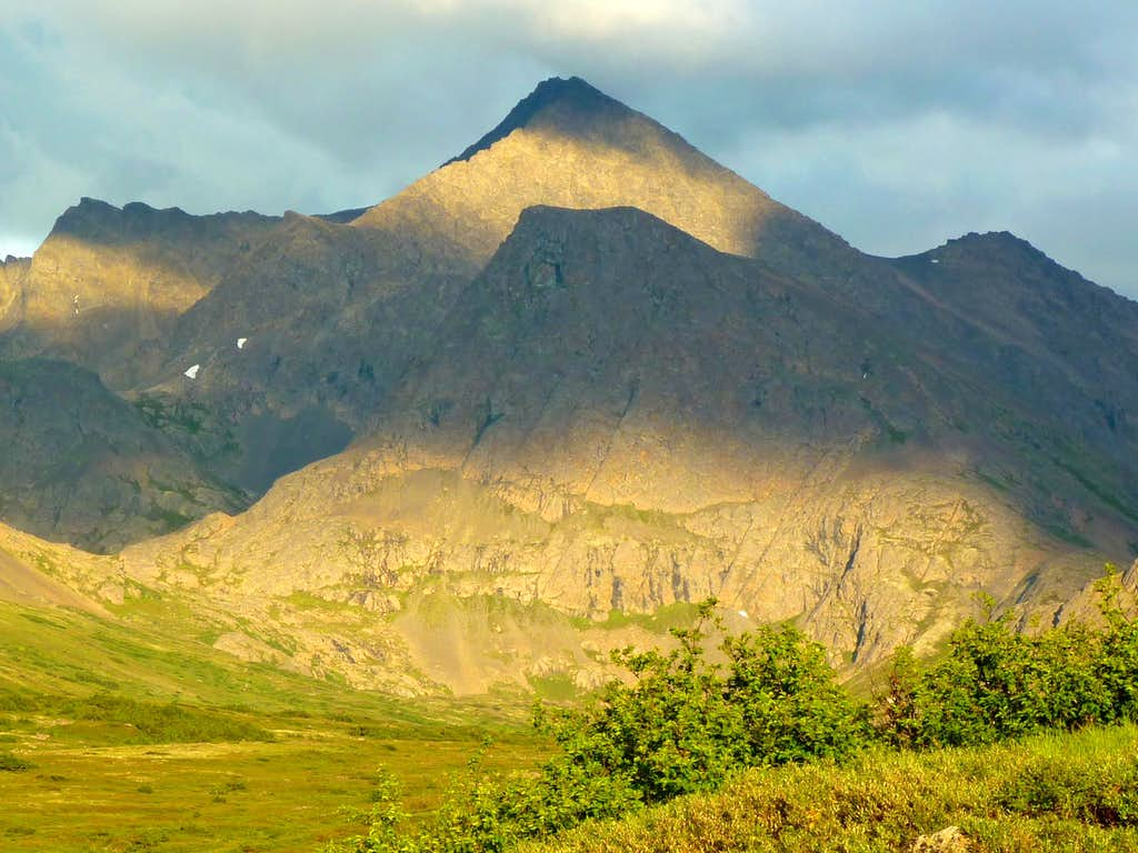 Mt. Williwaw