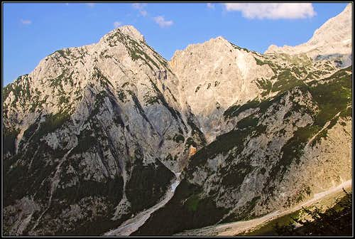 Velika Baba and Ledinski vrh