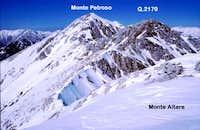 Monte Petroso Ridge