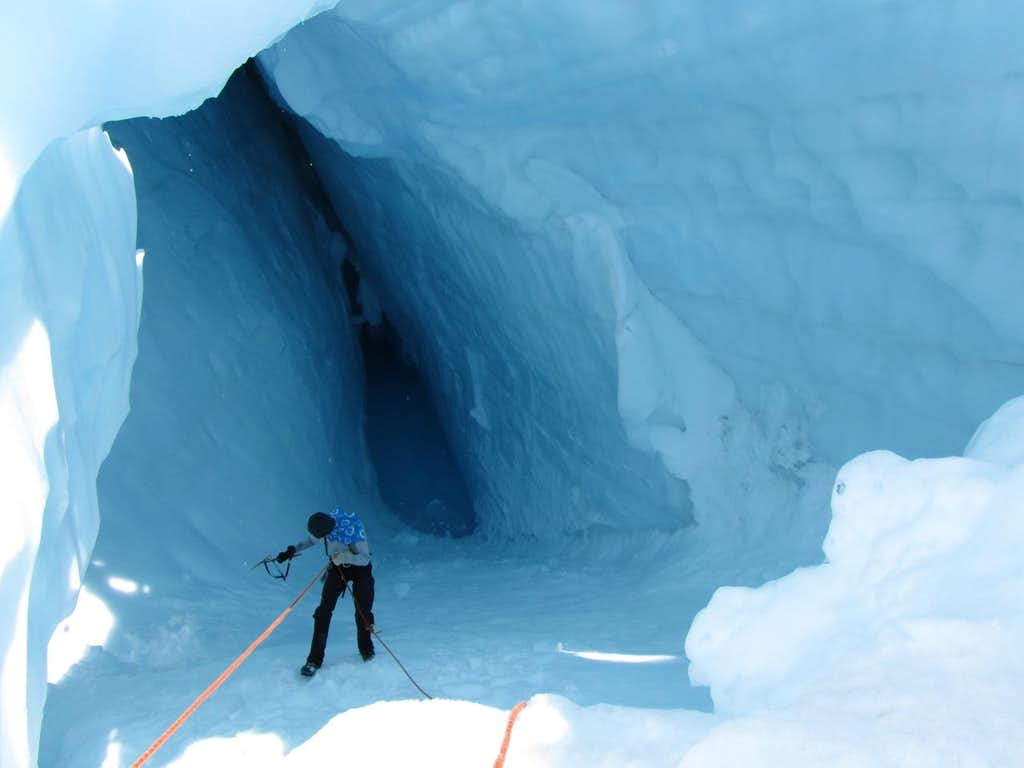 Investigating the Ice Cave II